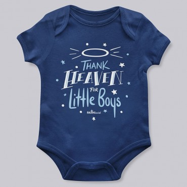 Infant Thank Heaven Little Boys Bodysuit