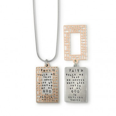 God Is There - Necklace