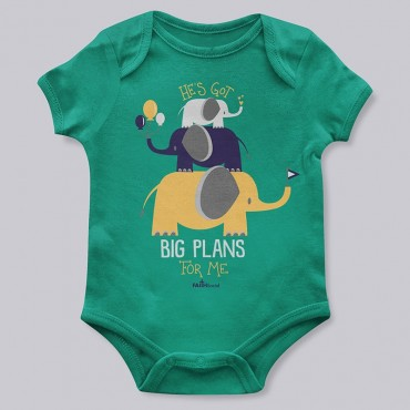 Infant Big Plans Bodysuit