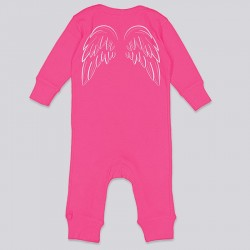 Infant Thank Heaven Little Girls Coveralls