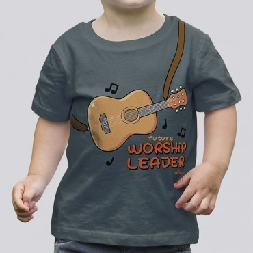 Toddler Boys Future Worship Leader Tee