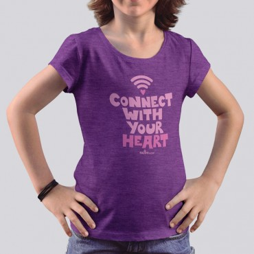 Yth Girls Connect Short Sleeve Tee