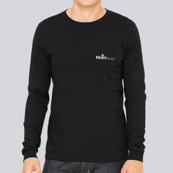 Adult Logo Long Sleeve Tee