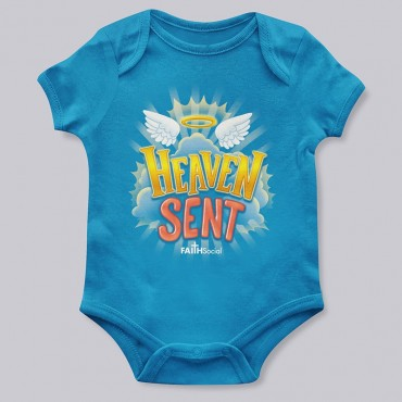 Infant Heaven Sent Bodysuit