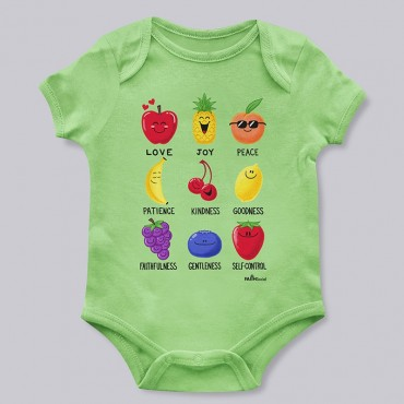 Infant Fruits of the Spirit Bodysuit