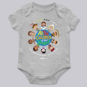 Infant Children of the World Bodysuit
