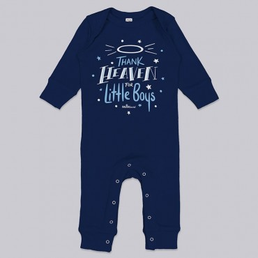 Infant Thank Heaven Little Boys Coveralls