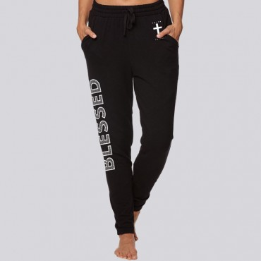Logo/Words Joggers - More of a Pant