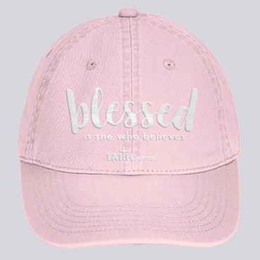 Blessed Dyed Canvas Cap
