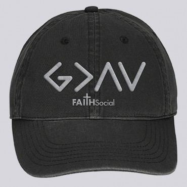 God Cap: God is Greater