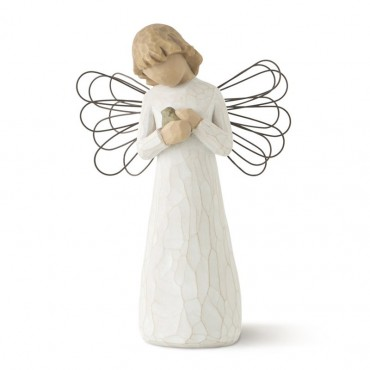 Angel of Healing Figurine - Collectible Faceless Angel Figurines