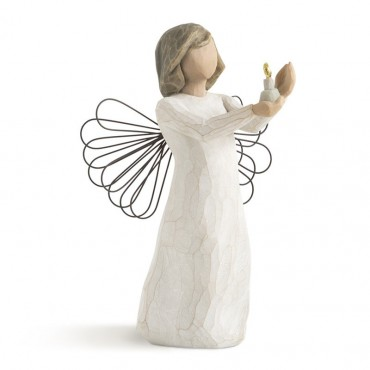 Small Angel of Hope Figurine