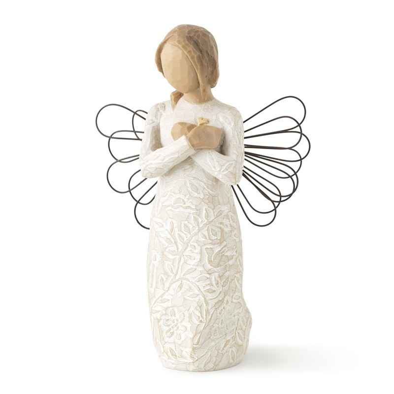 Small Angel of Remembrance Figurine