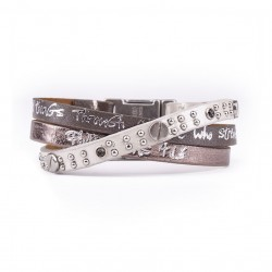 Good Works Phillippians 4:13 Scripture Bracelet