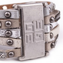 Psalm 23 Leather Bracelet